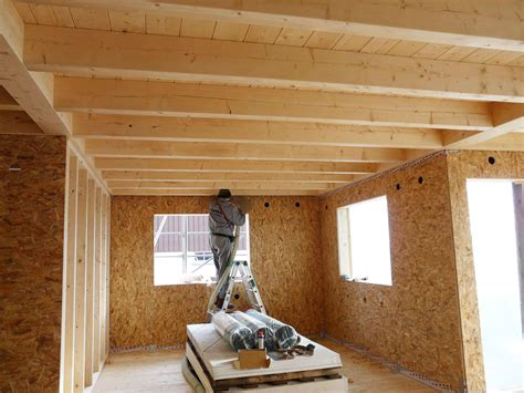 Holzrahmenhaus Selber Bauen by Gutex Referenz