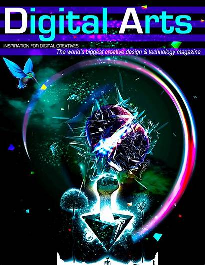 Magazine Behance Arts Project