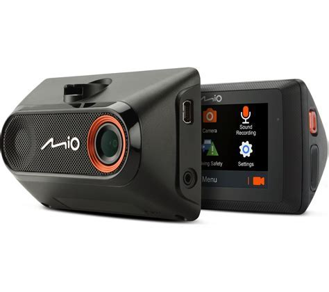 Buy MIO MiVue 785 Touch Dash Cam   Black   Free Delivery
