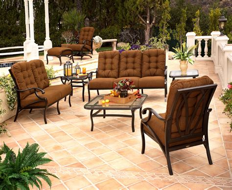 mallin patio furniture dealers volare cushion seat mallin casual furniture
