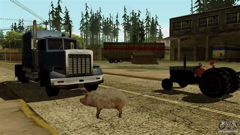 The Possibility Of Gta V To Play For Animals For Gta San