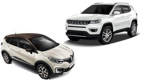 renault jeep renault captur or jeep compass the suv that you should