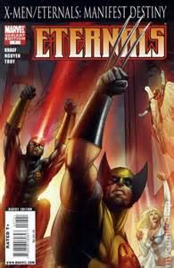 Eternals (2008 4th Series) comic books