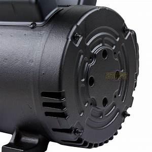 5 Hp Air Compressor Duty Electric Motor 184t 1745 Rpm 1