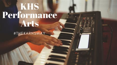 performing arts khs performing arts homepage