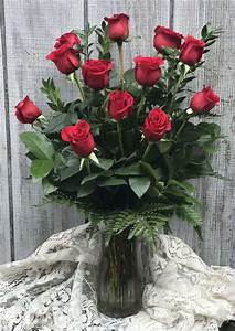A Dozen Red Roses In Lake Worth  Tx
