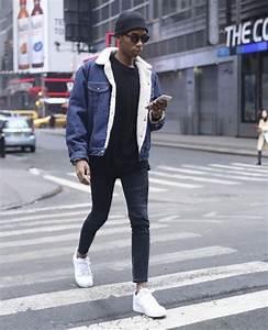 Veste Homme Col Mouton : veste en jeans homme avec laine veste en jeans pour homme avec col a revers laine veste en jeans pou ~ Dallasstarsshop.com Idées de Décoration