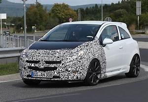 Opel Corsa A : spyshots new opel corsa opc nurburgring testing autoevolution ~ Medecine-chirurgie-esthetiques.com Avis de Voitures