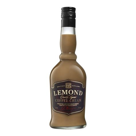 Plenty of sugar is added to balance out the alcohol's sharp taste, usually. Lemond Coffee Cream Liqueur - Liqueurs from The Whisky World UK