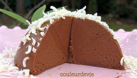 gateau au chocolat sans cuisson facile