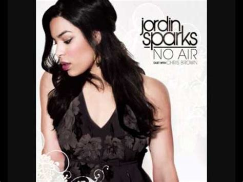 jordin sparks feat chris brown  air acoustic