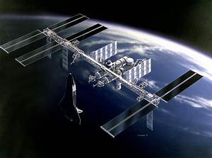 Future Space Station Ship Repair (page 2) - Pics about space