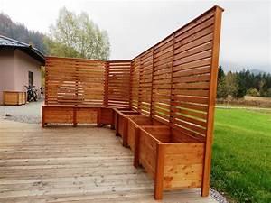 Natürlicher Sichtschutz Garten : sichtschutz ~ Watch28wear.com Haus und Dekorationen