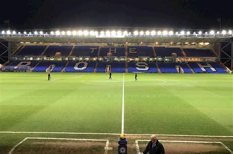 Peterborough United Ticket Update News Dford City