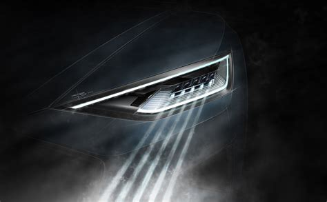 audi matrix headlights audi matrix laser headlights future technology youtube
