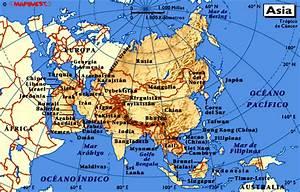 Mapa Mundi: Mapa da Malasia