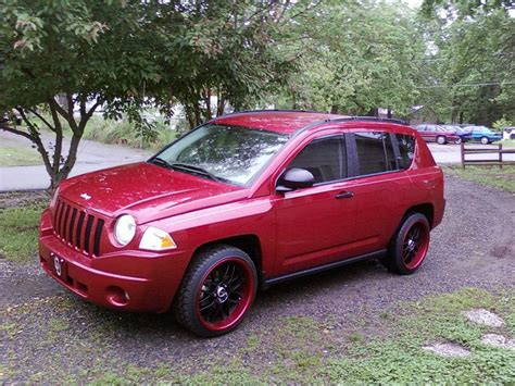 Jeep Compass Modification 2007 jeep compass modifications modification of cars