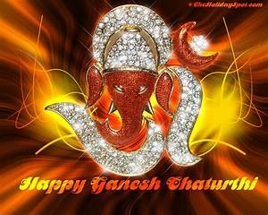Wallpaper Gallery: Lord Ganesha Wallpaper - 1