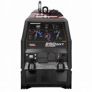 Lincoln Ranger 250 Gxt Welder  Generator For Sale  K2382