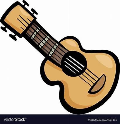 Guitar Clip Cartoon Vector Royalty Clipground