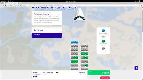 transavia reservation siege you can 39 t do that anymore