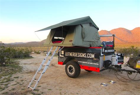 offroad trailer leitner 39 s off road trailer build tap into adventure