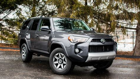 toyota runner review   school suv pure