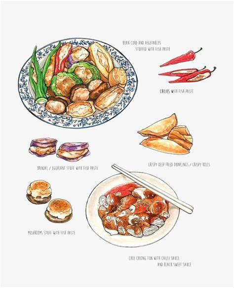 logiciel de recette de cuisine 卡通中餐炒菜素材图片免费下载 高清卡通手绘png 千库网 图片编号7636961