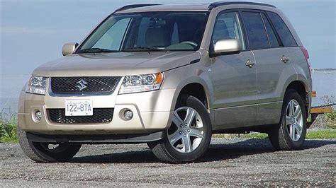 2006 Suzuki Grand Vitara used suzuki grand vitara review 2006 2012