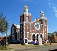 Brown Chapel AME Church Selma Alabama
