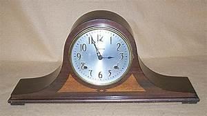 Vintage Sessions Chiming Mantel Clock  Mantel Clocks  At