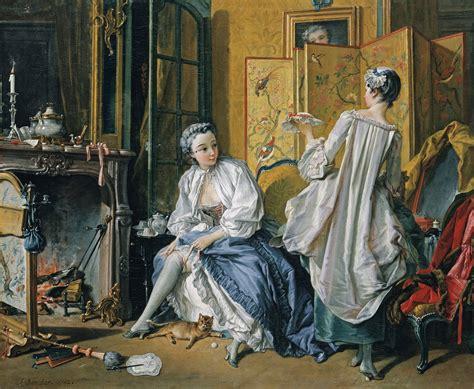 francois boucher il bidet delle signore che i signori non dovrebbero mai vedere 1740 1760