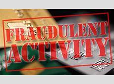 ALERT – Fraudulent Debit Card Activity Electrical