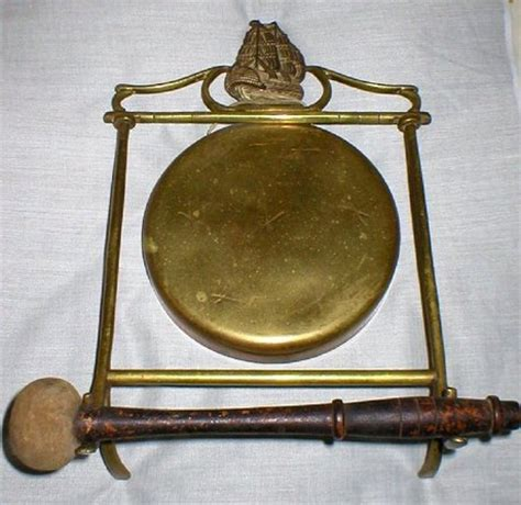 antique brass ls value solid brass vintage dinner gong 32918 price value brass
