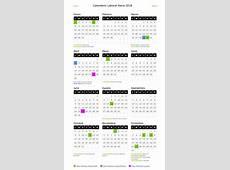 Calendario laboral en Álava 2018 Norte Exprés Noticias