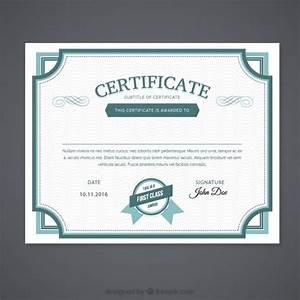 Más de 1000 ideas sobre Plantillas De Certificado en Pinterest Diseño Certificado, Plantilla