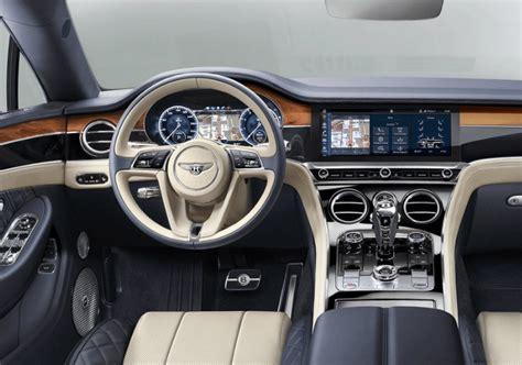 2019 Bentley Flying Spur Interior 2019 bentley flying spur interior news report