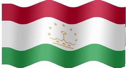 Flag Tajikistan Animated Very Flying Waving Flags