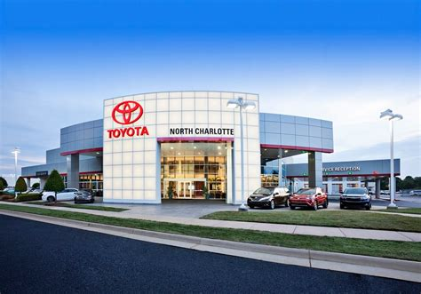 Toyota Of North Charlotte About