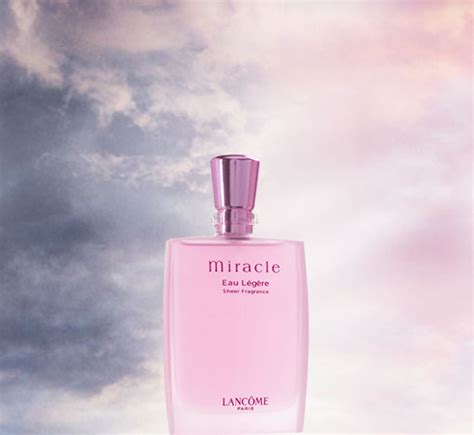 Lancome In miracle eau legere sheer fragrance lancome perfume a