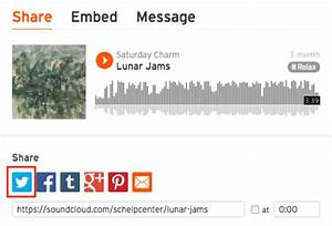 Sharing tracks or playlists to Twitter – SoundCloud Help ...