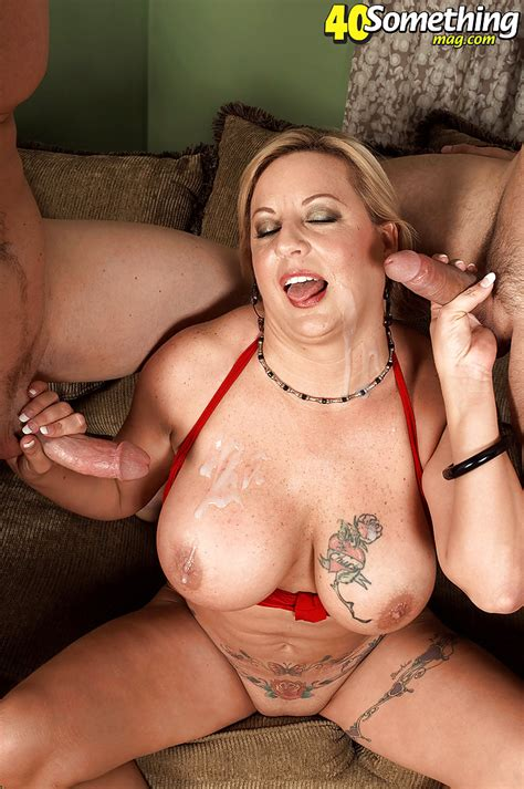 Chubby Mature With Huge Tits Mishka Lee Gets Drenched In