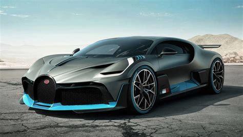 Bugatti 2019 : Bugatti Divo 2019 Becomes Brand's Top Model