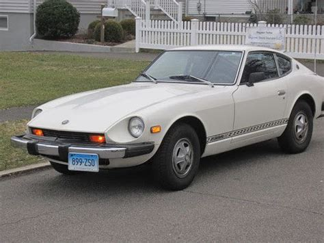 74 Datsun 260z by Purchase Used Original 2 Owner 74 Datsun 260z W All