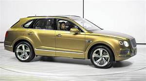 Bentley Bentayga Is The World U0026 39 S Fastest  Most Luxurious  Most Expensive Suv