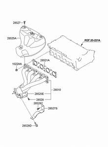 394002g700 - Hyundai Valve