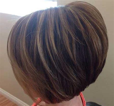 15 Short Stacked Haircuts   Short Hairstyles 2016   2017