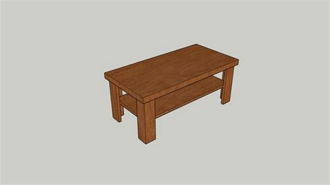 sketchup components  warehouse table