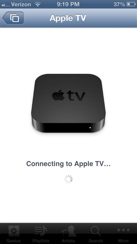 connect iphone to apple tv how to use the iphone as an apple tv remote 推酷