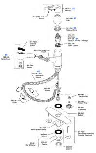price pfister kitchen faucet parts diagram price pfister pull out kitchen faucet repair parts